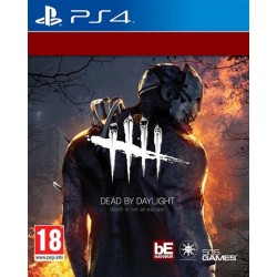 PS4 Dead by Daylight (new)