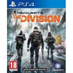 PS4 The Division (used)