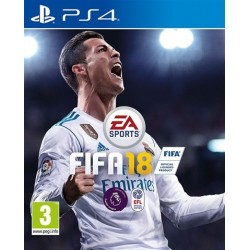 PS4 FIFA 18 (USED)