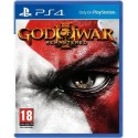 PS4 God of War III/3 Remastered (new)