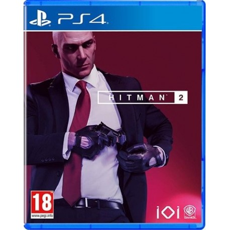 PS4 Hitman 2 (new)