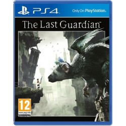 PS4 The Last Guardian (used)