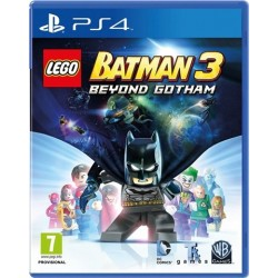 PS4 LEGO Batman 3: Beyond Gotham (USED)