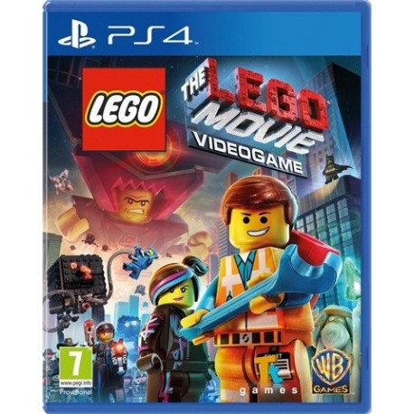 PS4 Lego Movie Videogame, The (new)