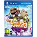PS4 Little Big Planet 3 (new)