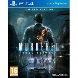 PS4 Murdered: Soul Suspect (used)