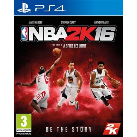PS4 NBA 2K16 (used)