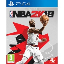 PS4 NBA 2K18 (used)