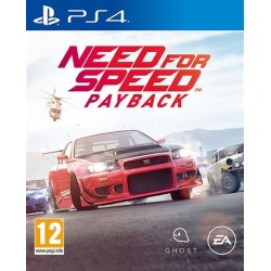 PS4 Need For Speed Payback (new)