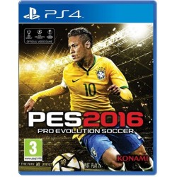 PS4 Pro Evolution Soccer 2016 (used)