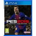 PS4 Pro Evolution Soccer 2019 (USED)