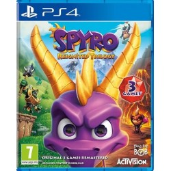PS4 Spyro Reignited Trilogy (new)