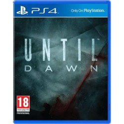 PS4 Until Dawn (USED)
