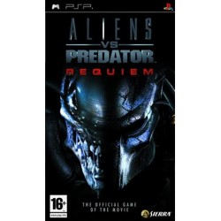PSP Alien vs Predator Requiem (used)