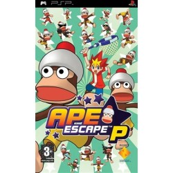 PSP Ape Escape (On The Loose) (used)