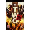 PSP Army Of Two: The 40th Day (18) (used)
