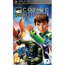 PSP Ben 10 Ultimate Alien: Cosmic (used)
