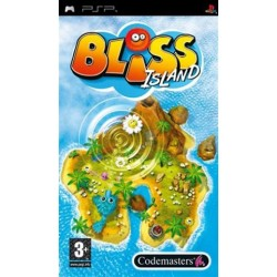 PSP Bliss Island (used)