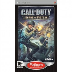 PSP Call of Duty - Roads To Victory (used)