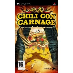 PSP Chilli Con Carnage (used)
