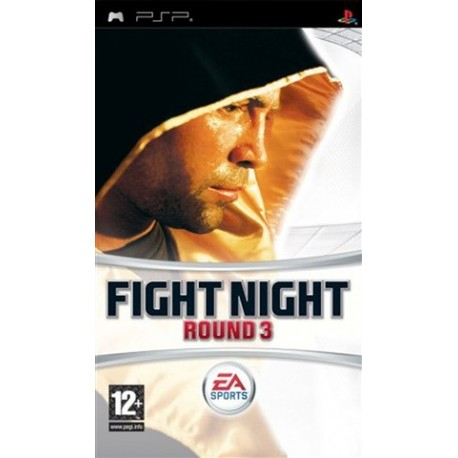 PSP Fight Night Round 3 (used)