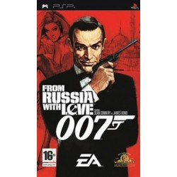 PSP 007, From Russia With Love (used)