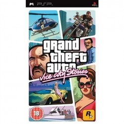 PSP Grand Theft Auto - Vice City Stories (used)