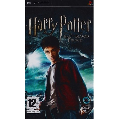 PSP Harry Potter and the Half Blood Prince (used)