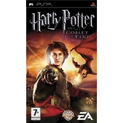 PSP Harry Potter & The Goblet of Fire (used)
