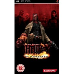 PSP Hellboy - Science Of Evil (used)