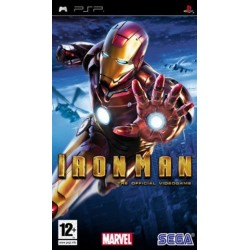 PSP Iron Man (used)
