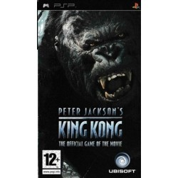 PSP King Kong (used)