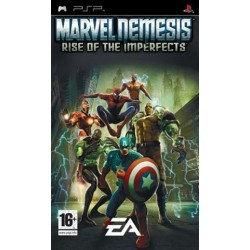 PSP Marvel Nemesis - Rise of the Imperfects (used)