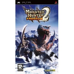 PSP Monster Hunter - Freedom 2 (used)