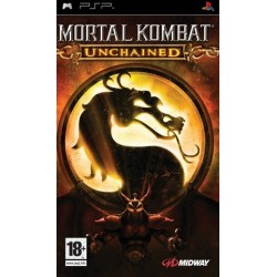 PSP Mortal Kombat: Unchained (used)