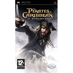 PSP Pirates of the Caribbean - At Worlds End (used)