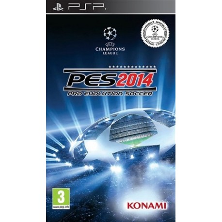 PSP Pro Evolution Soccer 2014 (used)