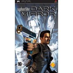 PSP Syphon Filter, Dark Mirror (used)