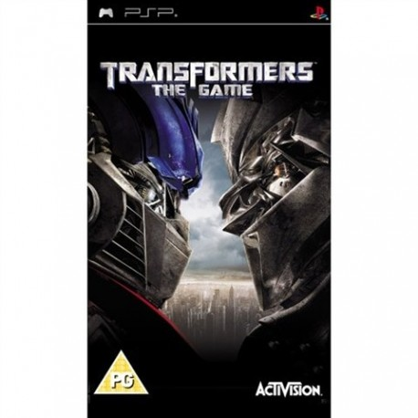 PSP Transformers - The Game (used)