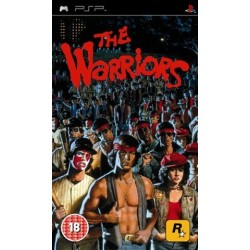 PSP Warriors, The (18) (used)