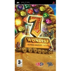 PSP 7 Wonders Of The Ancient World (used)