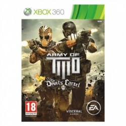 Army Of Two: The Devil's Cartel (used) X360