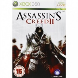 Assassin's Creed II, 2 (15) (used) X360