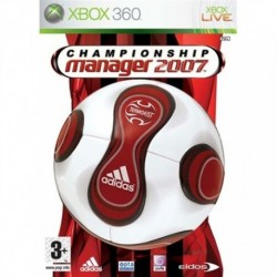 Championship Manager 2007 (used) X360