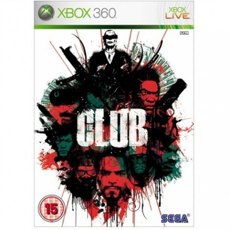 Club, The - (15) (used) X360