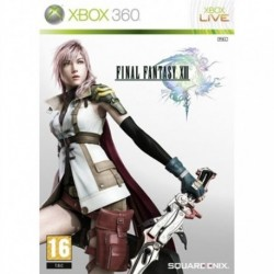 Final Fantasy XIII , 3 Disc (used) X360