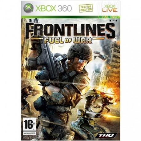 Frontlines Fuel of War (used) X360