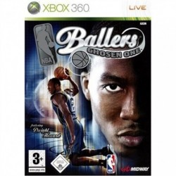 NBA Ballers - Chosen One (used) X360