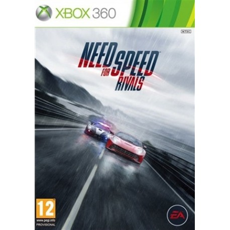Need For Speed Rivals (used) X360