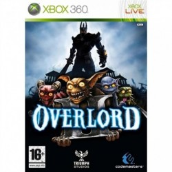 Overlord 2 (used) X360